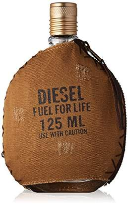 Diesel Fuel For Life by Men's Eau De Toilette Spray 4.2 oz - 100% Authentic