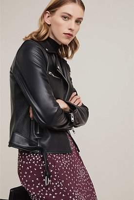 Witchery Leather Biker