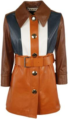 Marni Color Block Jacket
