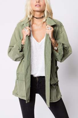 Stillwater Oversized Military Jacket