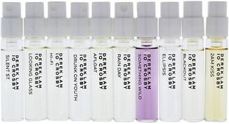 Derek Lam Women's 10 Crosby Fragrance Collection 10Pc Mini Gift Set