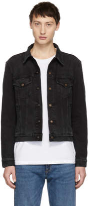 Jeanerica Black Denim JM001 Jacket