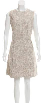 Michael Kors Woven Knee-Length Dress w/ Tags