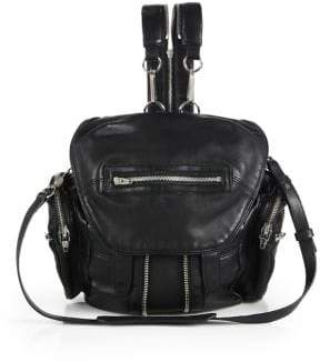 Alexander Wang Marti Leather Convertible Backpack