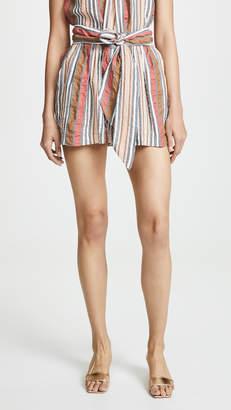 Ulla Johnson Martim Shorts