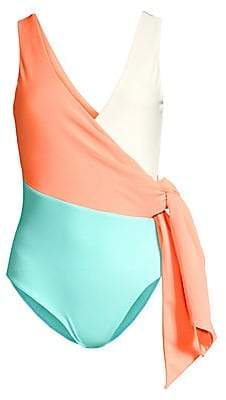 Paper London Women's Copacabana One-Piece Swimsuit