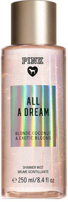 PINK All A Dream Shimmer Body Mist