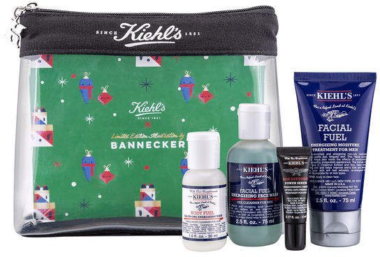 Kiehl's Man on a Mission Gift Set