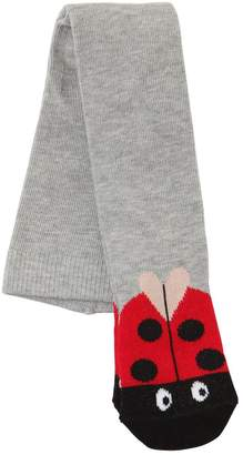 Stella McCartney Ladybugs Intarsia Cotton Tights