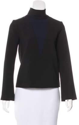 Designers Remix Charlotte Eskildsen Arabian V Long Sleeve Top w/ Tags