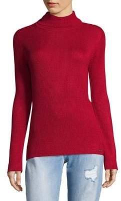 Calvin Klein Slim-Fit Turtleneck Sweater