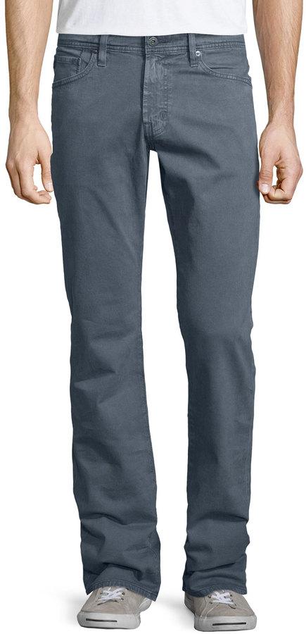 AG JeansAG Graduate Sulfur Shady Sud Jeans