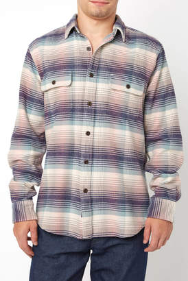 Faherty Old Coast Serape Belmar Button Down Shirt