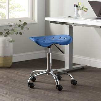 Wayfair Basics Wayfair Basics Height Adjustable Industrial Stool