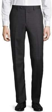 Lauren Ralph Lauren Windowpane Wool Pants