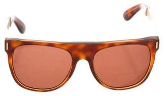 RetroSuperFuture Tortoiseshell Acetate Sunglasses