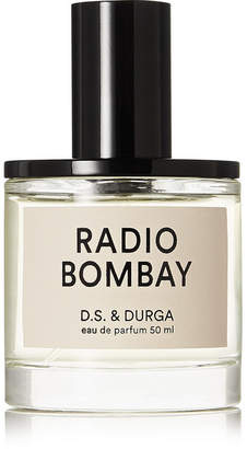 D.S. & Durga Radio Bombay Eau De Parfum - Radiant Wood, Copper & Cedar, 50ml