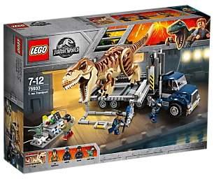 Lego 75933 Jurassic World T Rex Transport