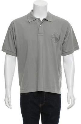 Gosha Rubchinskiy Piqué Polo T-Shirt