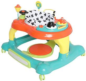My Child Mychild Roundabout 4 in 1 Activity Walker Citrus
