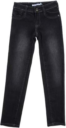 Silvian Heach Denim pants - Item 42594487