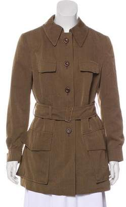 Burberry Vintage Collared Jacket