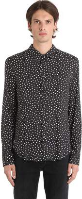 Polka Dots Printed Shirt