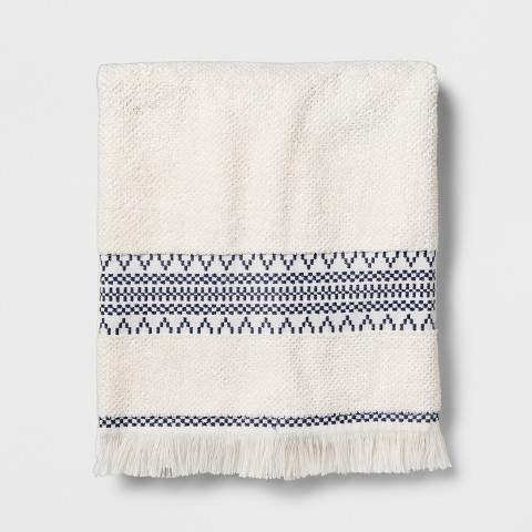Heritage Stripe Towels