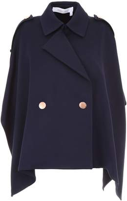See by Chloe Trench Cape
