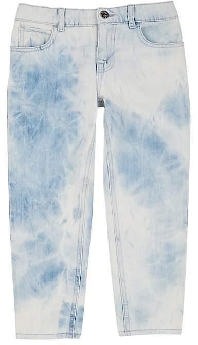 Kids' Acid-Washed Jeans