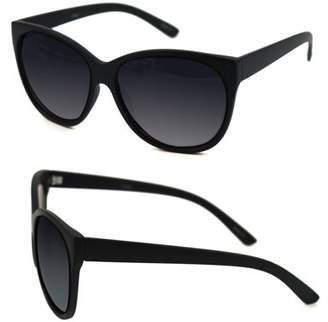 Cat Eye Pop Fashionwear Inc. Retro Oversized Polarized Sunglasses P2431