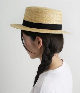 Marin/f(マラン・フェム)カンカン帽(ナチュラル)