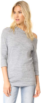 Splendid Off Shoulder Sweater $68 thestylecure.com