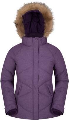Warehouse Mountain Frost Free Womens Jacket - Padded Ladies Coat