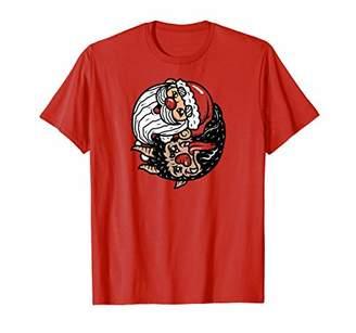 Yin & Yang Shirt.Woot: Christmas T-Shirt