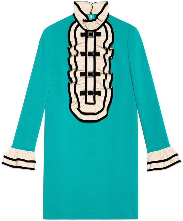GucciViscose jersey dress