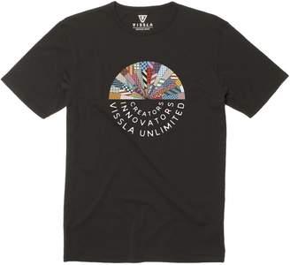 VISSLA Woodside Rising T-Shirt - Men's