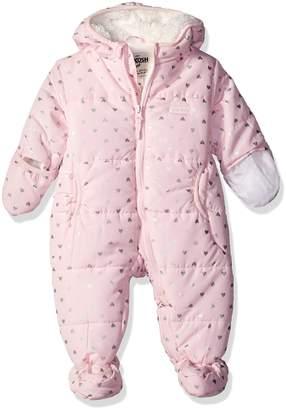 Osh Kosh OshKosh Baby Girls' Heart Print Pram Suit