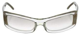 Etro Gradient Narrow sunglasses