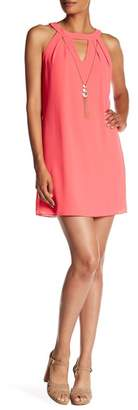 A. Byer Keyhole Dress with Necklace (Junior) $69 thestylecure.com