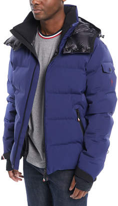 Moncler Men's MontgeTech Quilted Hooded Puffer Jacket
