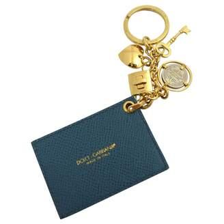 Dolce & Gabbana Leather bag charm
