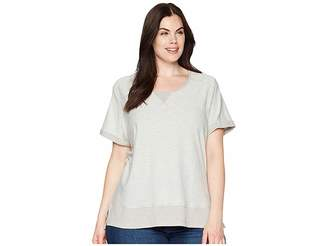 Columbia Plus Size Easygoing Lite Tee Women's T Shirt