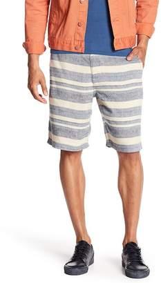 Lucky Brand Stripe Shorts