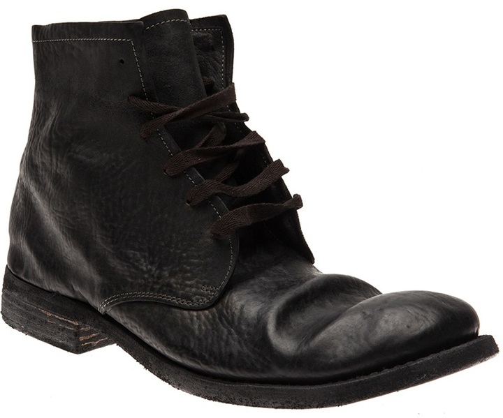 A Diciannoveventitre Distressed work boot