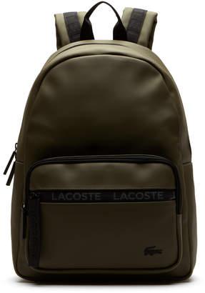 Lacoste Men's L.12.12 Concept Lettering Backpack