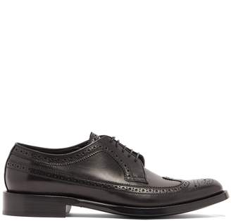 Burberry Aleighton leather brogues