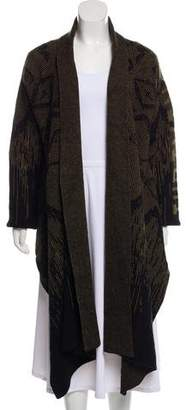 Baja East Cashmere Wrap Cardigan w/ Tags