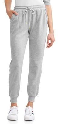 bf99ae6c17ad EV1 from Ellen DeGeneres Side Stripe Jogger Sweatpant Women s (Light Grey)