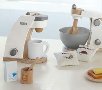 Pottery Barn Kids Wooden Appliances, Coffee Maker
